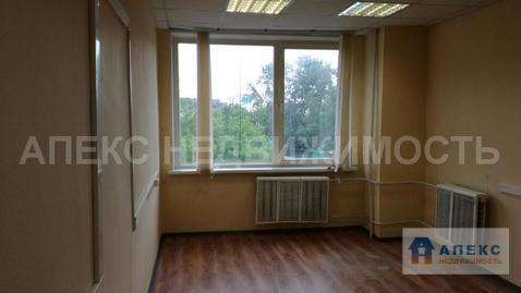 Аренда офиса 20 м2 м. Авиамоторная в административном здании в . - Фото 1