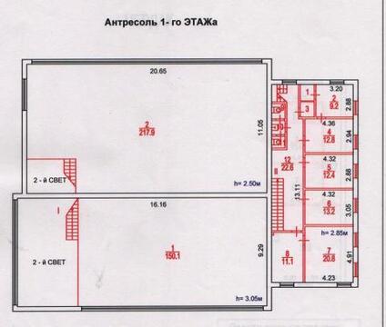 Офисно-Складское помещение на охраняемой территории 10м/п. от метро. - Фото 4