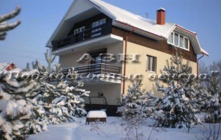 Киевское ш. 18 км от МКАД, Кривошеино, Коттедж 300 кв. м - Фото 1