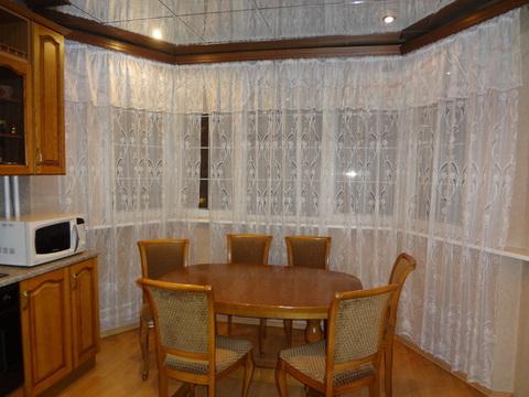 Сдается 3-х комнатная квартира м.Борисово, хороший ремонт, мебель - Фото 2