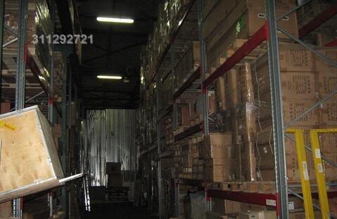 Под склад, площ.: 280 м2, холод, выс. потолка: 9-11 м, огорож. терр, - Фото 1