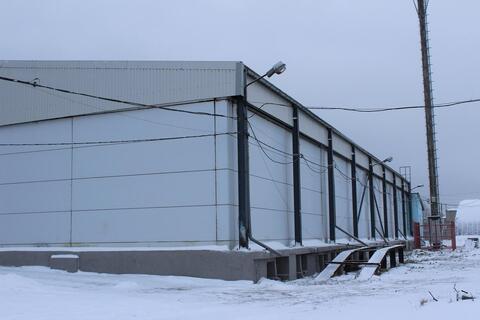 Складская база с холодильниками 3500 кв.м. - Фото 1