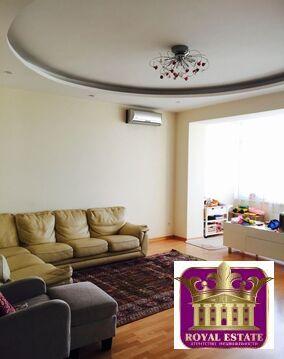 Сдам 3-х комнатную просторную 120 м2 квартиру с евроремонтом - Фото 4