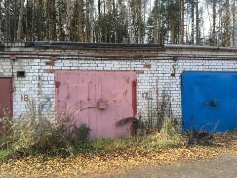 Гараж в пос. Лесная Поляна - Фото 2