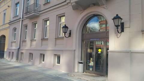 Аренда офиса 101.6 м2, м.Красные ворота - Фото 1
