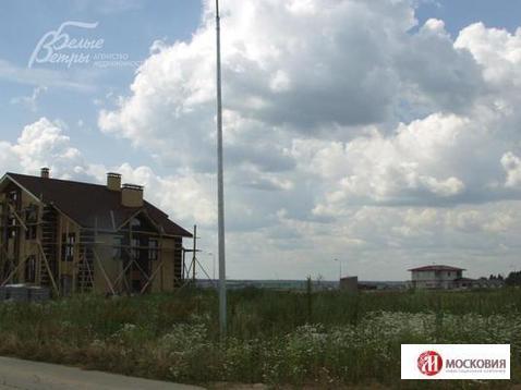 Земельный участок 11.91 сотки, ПМЖ, Новая Моква, 20 км. Киевское ш. - Фото 5