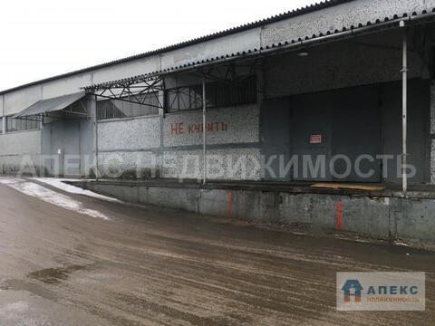 Аренда помещения пл. 1650 м2 под склад, производство, Домодедово . - Фото 3
