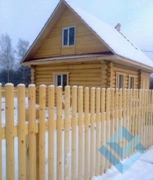 Новый деревянный дом в Мысах Краснокамского района - Фото 4