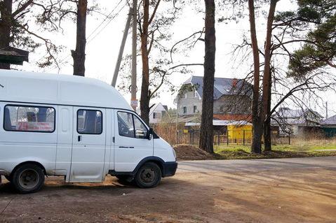 ИЖС 15 сот, санаторий им. Герцена, Москва река. - Фото 4