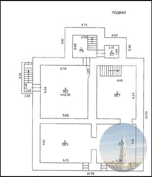 #714. Кашин. Многоуровневый особняк 582,2 кв.м. на участке 6 соток. - Фото 4
