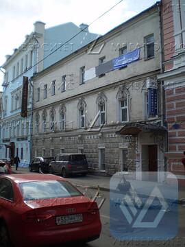 Сдам офис 184 кв.м, Малый Гнездниковский переулок, д. 9 к1 - Фото 1