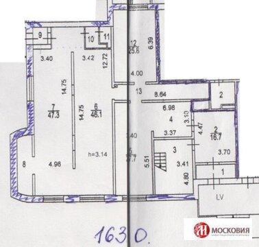 Готовый бизнес, помещение под частную клинику 1072 кв.м, м.Тропарево - Фото 2