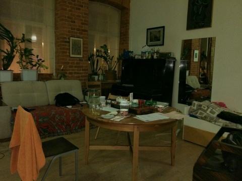 Продается трехкомнатная квартира (Москва, м.Цветной бульвар) - Фото 1