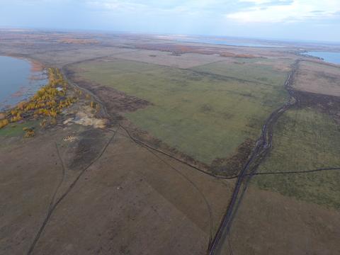 Земельный уч-к 175га с/х возле озера, Кунашакский район - Фото 3