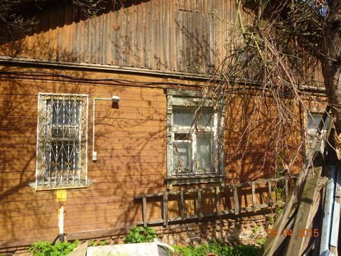 Часть дома в г.Серпухов ул. Красноармейская (оформлена как квар - Фото 2