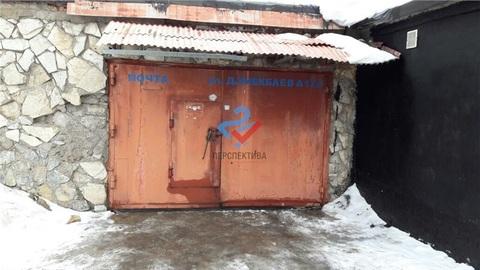 Гараж на Киекбаева 17а Мкр Молодежный - Фото 1