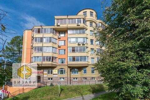 2-к квартира 90 кв.м. Звенигород, ул. Чехова, д. 1 Центр - Фото 1