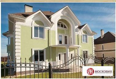 Дом 400м2 на участке 10 соток, Новая Москва, вблизи Красной Пахры - Фото 1