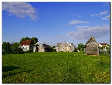 Красивый участок 14 соток в тихой и уютной деревне Акиньшино - Фото 5