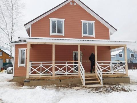 Дом у озера коттеджный поселок - Фото 1