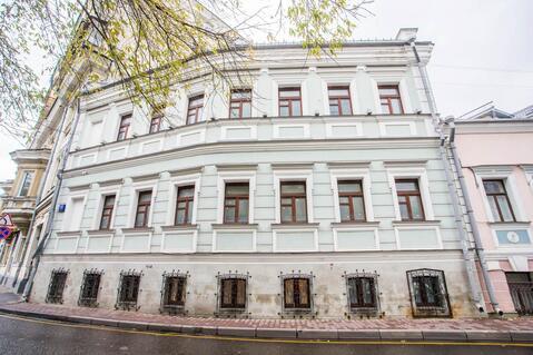 Помещение под Офис в особнике на Новокузнецкой - Фото 1