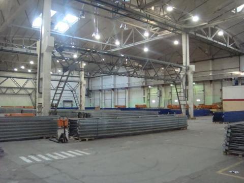 Под склад пр-во 14000 кв.м - Фото 3