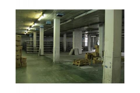 Склад 216 кв.м, Офисно-складской комплекс, 1-я линия, Варшавское . - Фото 1