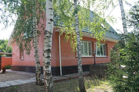 Продается дом в районе г.Кубинка для круглогодичного проживания - Фото 1