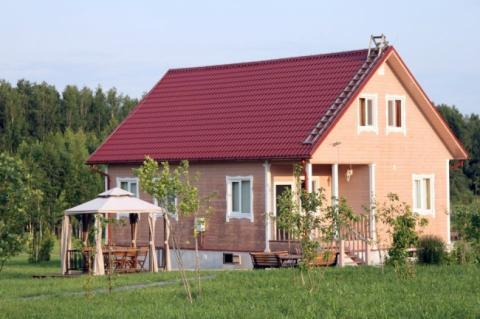 Замечательные небольшие дома по Новорижскому шоссе 120м2 - Фото 1