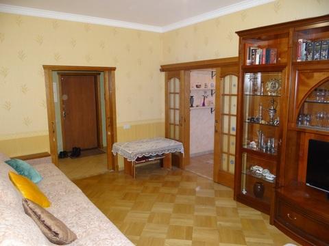 Уютная 3-х комнатная квартира с хорошим ремонтом рядом с м Бибирево - Фото 5