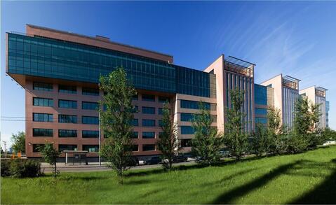 Продам офис 383м2 в БЦ Магистраль Плаза - Фото 1
