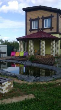 Дом в Подольском районе, д. Харитоново - Фото 1