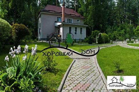 Продается элитный особняк 196 кв.м. на 27 сотках в центре Зеленограда - Фото 3