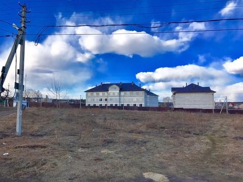 Участок 11 соток под Многоквартирный дом село Строкино - Фото 1