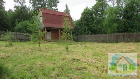 Садовый участок с домиком, крайний к лесу - Фото 3