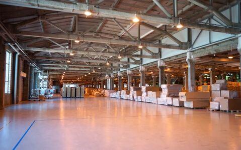 Продам производственно-складской комплекс 33903 кв.м. - Фото 1