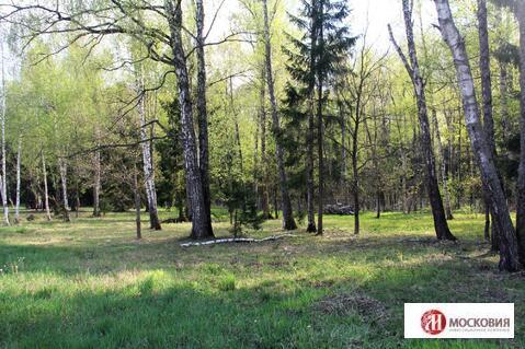 Лесной участок 15 соток в клубном поселке, 27 км по Калужскому ш. - Фото 4