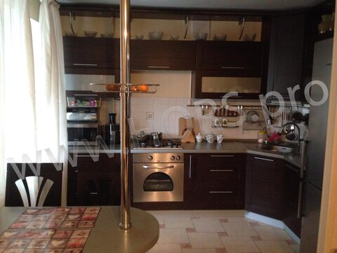 3-комнатная квартира с отличным ремонтом и мебелью в Дубне - Фото 1