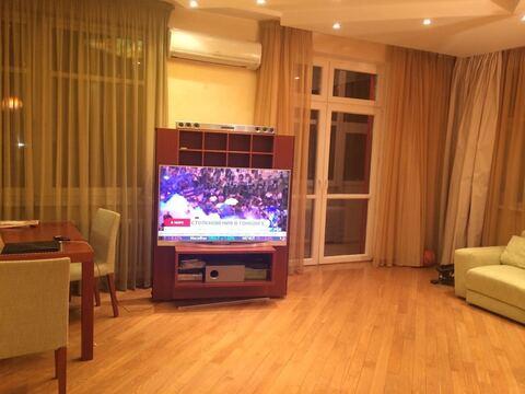 Квартира с готовой евроотделкой 105 м кв кухней от застройщика м. фили - Фото 2