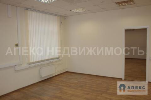 Аренда офиса 250 м2 м. Нагатинская в бизнес-центре класса В в Нагорный - Фото 4