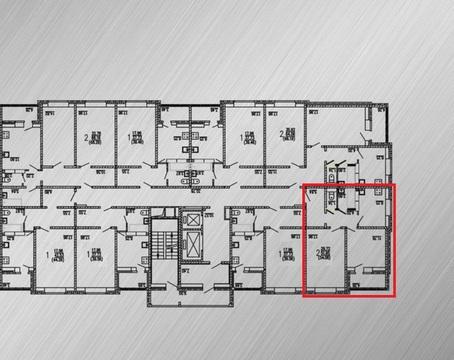 Продается 2-х комнатная квартира в Елецком микрорайоне! Дом сдан! - Фото 2