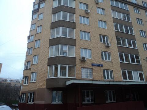 2 комнатная квартира в г.Москва, ул. 3-я Филевская. д.5 - Фото 1