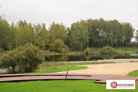 Участок 23 сотки около пруда 30 км от МКАД Варшавское/Калужское шоссе - Фото 4