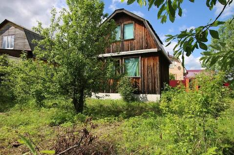 Продается Дача на земельном участке 6 соток с 2-х этажным домом 50м2 в