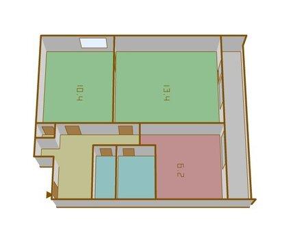 Продается 2х кв-ра ул. Бирюлевская д.3 - Фото 2