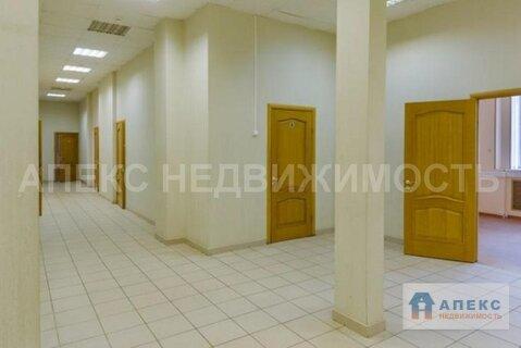 Аренда помещения 547 м2 под офис, банк м. Марксистская в бизнес-центре . - Фото 1