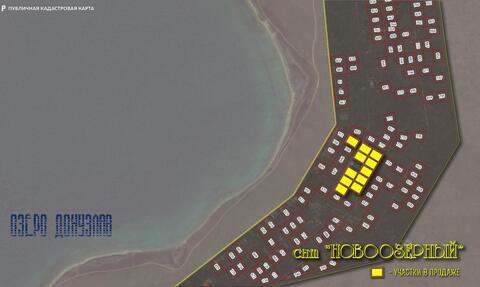Продажа участка на берегу озера Донузлав - Фото 3