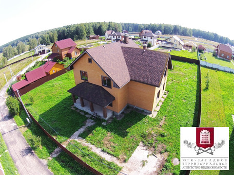 Продажа дома 260 м2 на участке 20 соток - Фото 2