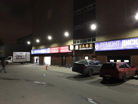 Гараж-бокс метро Полежаевская продается - Фото 2