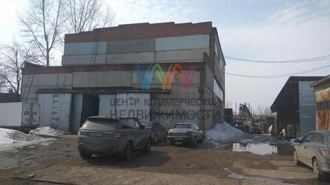 Аренда производственного помещения, Уфа, Ул. Благоварская - Фото 1